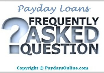 Payday Loans FAQs